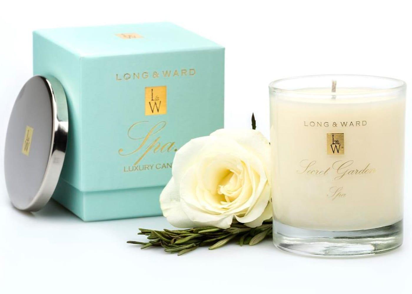 Long & Ward Candles